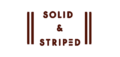 SOLID&STRIPED连体泳衣